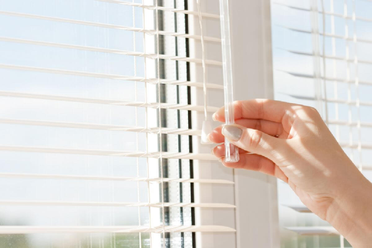 uPVC Window Blinds Nottingham